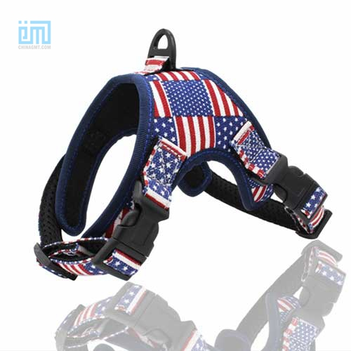 wholesale reversible dog harness-109-0005-10
