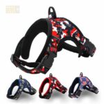 wholesale reversible dog harness-109-0005