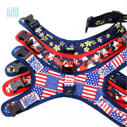 wholesale reversible dog harness-109-0005-8