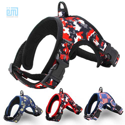 wholesale reversible dog harness-109-0005-9